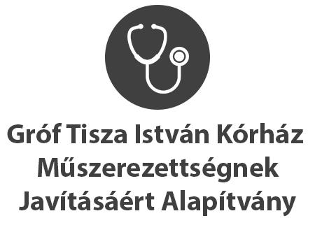 Gróf Tisza István Kórház Műszerezettségnek Javításáért Alapítvány